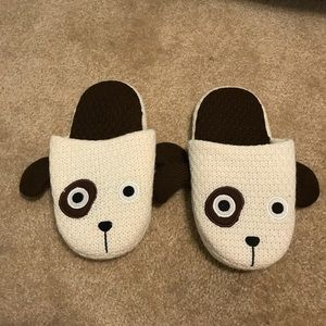 Shoes - Cute Dog Slippers